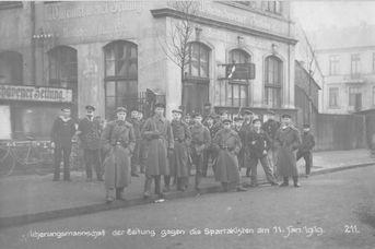 """Der Marsch der Matrosen """"Wilhelmshaven und die Revolution 1918/19"""""""