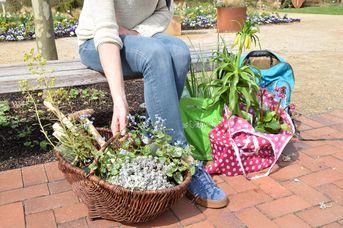 Der Gärtnermarkt im Park der Gärten