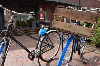 Fahrradvermietung Tourist-Information Wiefelstede