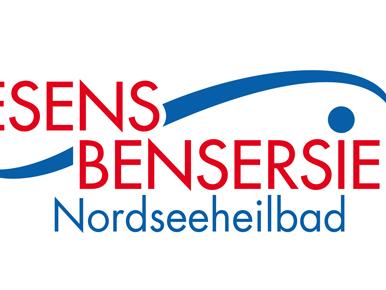 Grafik des Logos vom Nordseeheilbad Esens-Bensersiel