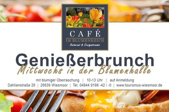 Genießerbrunch