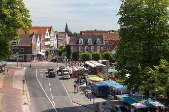 Torfmarkt Norden