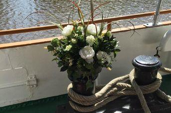 """Heiraten auf dem Traditionsschiff """"Ems"""""""