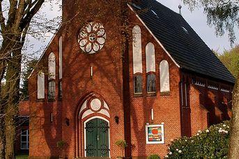 Kirche in Ihlowerfehn