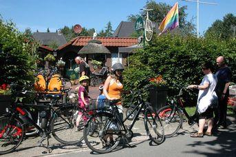 """Fahrradvermietung """"Auf Achse"""""""