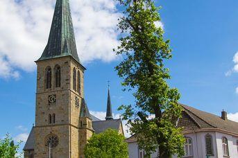Kirchen rund um Bakum