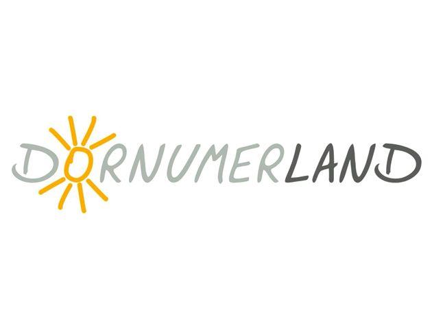 Grafik vom Logo vom Dornumerland