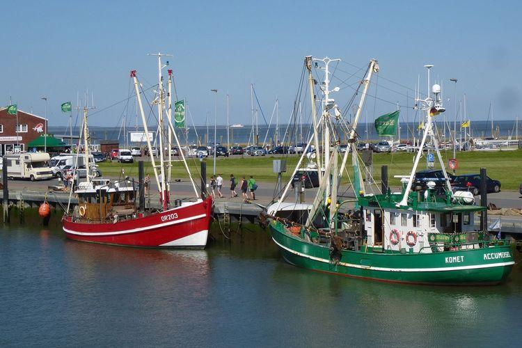 Hafen Esens-Bensersiel