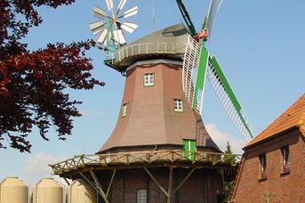 Horster Mühle und Bioladen Erks