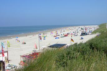 Baltrums Strand