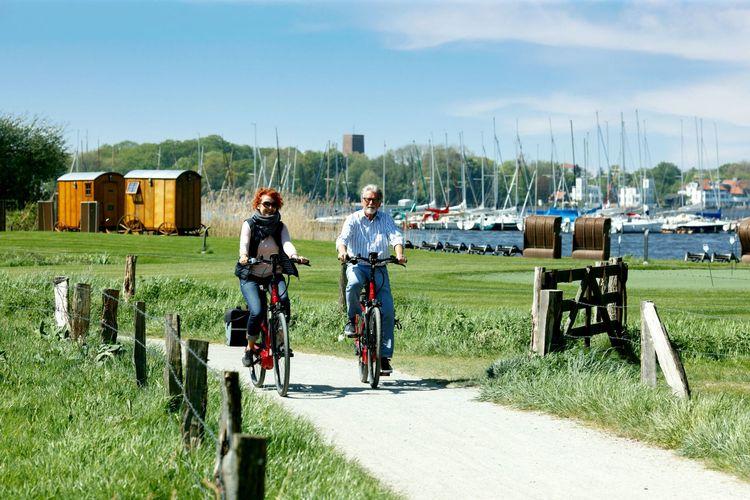 Übersicht aller Radangebote in der Parklandschaft Ammerland