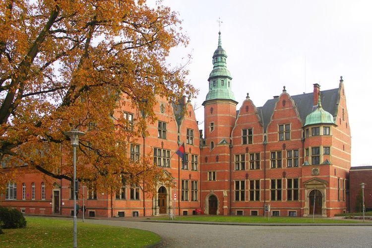 Gebäude der Ostfriesischen Landschaft in Aurich