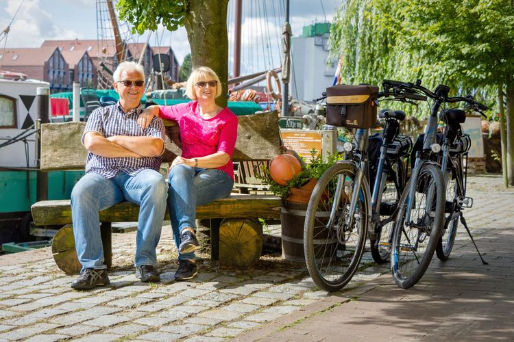 E-Bike Ladestationen