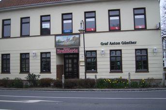 Restaurant-Cafe-Bistro  Brasserie Graf Anton Günther