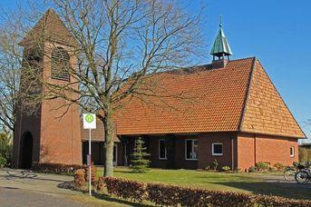 Christuskirche Halsbek