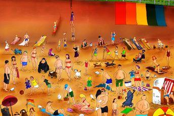 Akademie Dangast -Tageskurs: Digitales Malen und Zeichnen