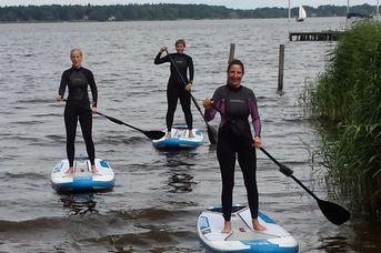 Windsurfen WSM - Funsport