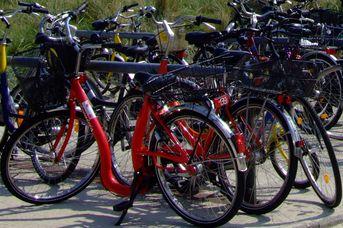 "Fahrradverleih ""Der Drahtesel"""