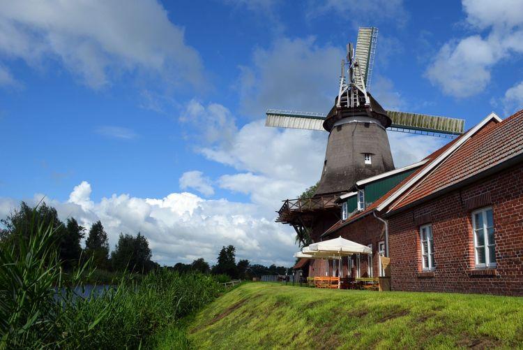 Die Hengstforder Mühle