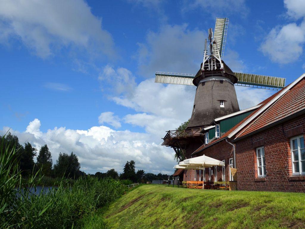 Hengstforder Mühle in Apen in Ostfriesland