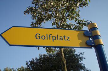Golfplatz Wangerooge