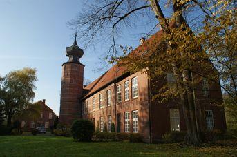 Heiraten auf der Burg Kniphausen