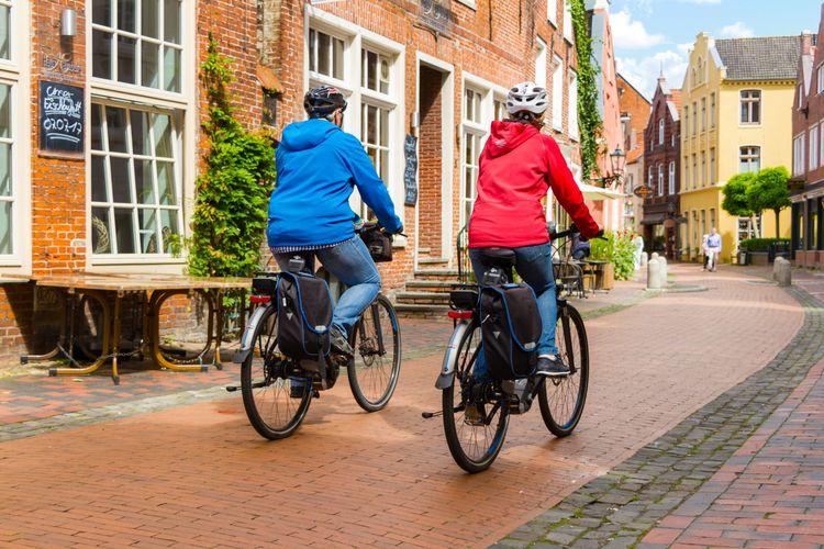 Verleih von E-Bikes