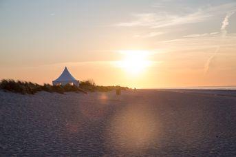 Heiraten am Strand von Horumersiel