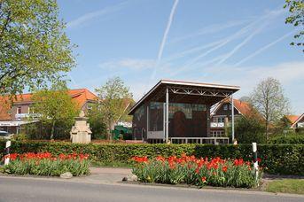 Dorfplatz Werdum