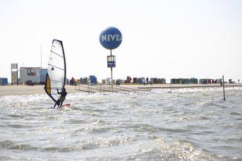 Kitesurfen Dornumersiel