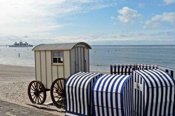 Heiraten am Strand von Norderney