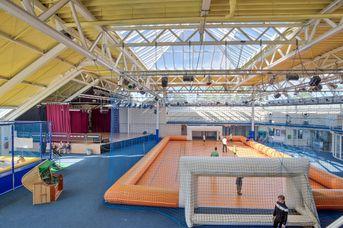 Indoor- Spielpark Sturmfrei Neßmersiel