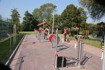Fitness-Parcours