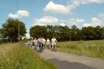 Geführte Radtouren bzw. Wanderungen durch Hesel