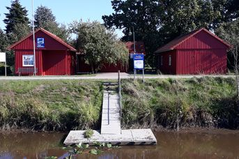 Paddel & Pedal Station