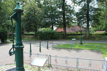 E-Bikeladestation in Hasselt (Wasserpark)
