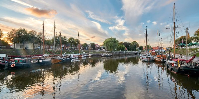 Watt-Erlebnis auf Langeoog zwischen Ostfriesland und Nordsee