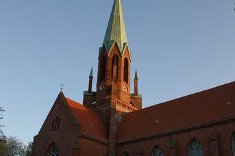 Christus- und Garnisonkirche