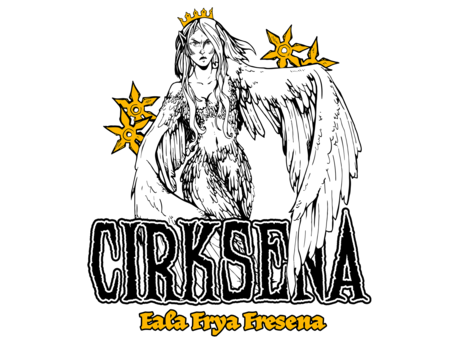 Grafik des Logos der Cirksena in Ostfriesland