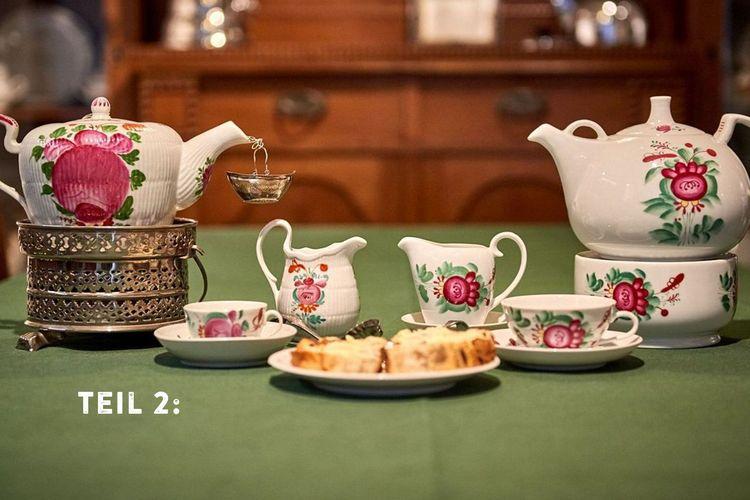Teil 2: aus dem Bünting Teemuseum