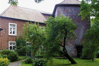 Lost Garden der Burg Berum
