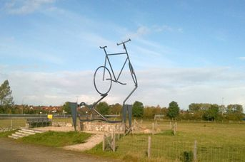 Fahrradrastplatz Bingum
