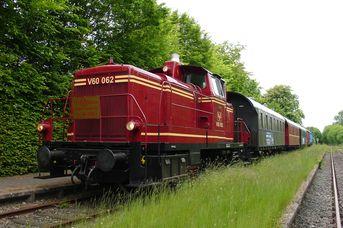Museumseisenbahn Küstenbahn Ostfriesland (MKO)