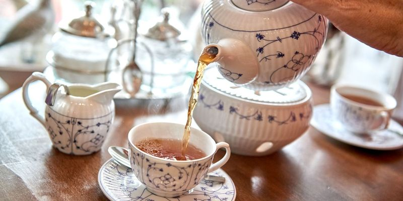 Die Ostfriesen sind Weltmeister im Teetrinken!