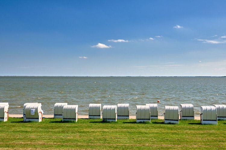 Informationen zur Südstrandpromenade in Wilhelmshaven