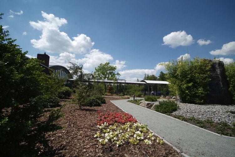 Blumenhalle und Gartenpark Wiesmoor