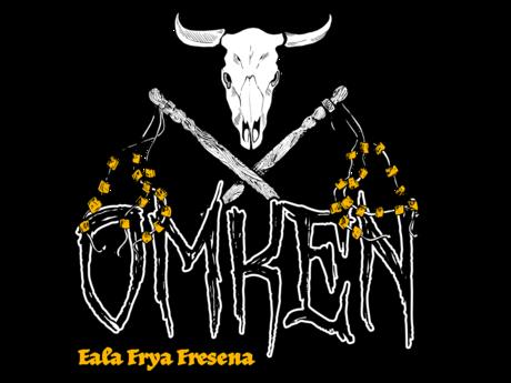 Grafik des Wappen der Omken