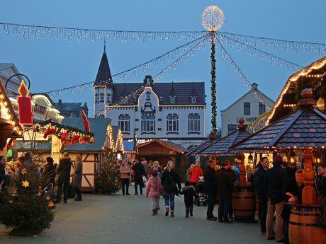 Jever Weihnachtsmarkt
