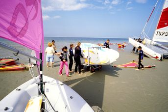 Windsurfing-Borkum