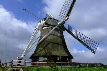 Wasserschöpfmühle auf dem Wedelfeld
